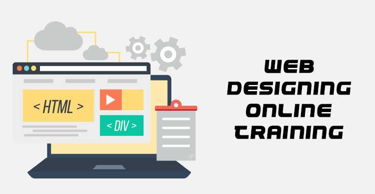 best web designing online training