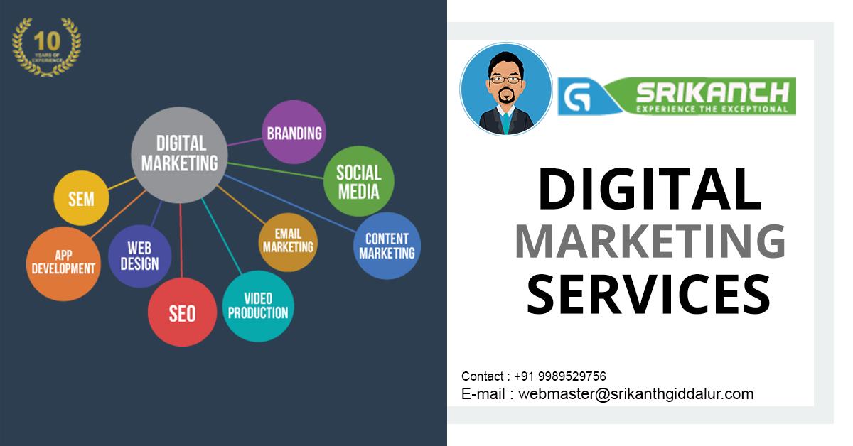 Freelance - Digital Marketing Services - SEO Expert - In Hyderabad
