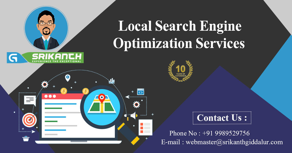 Freelance - Local SEO Services - Consultant - Expert - In